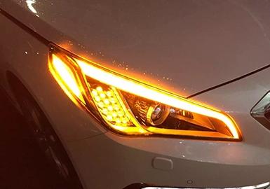 呼和浩特汽车灯光升级
